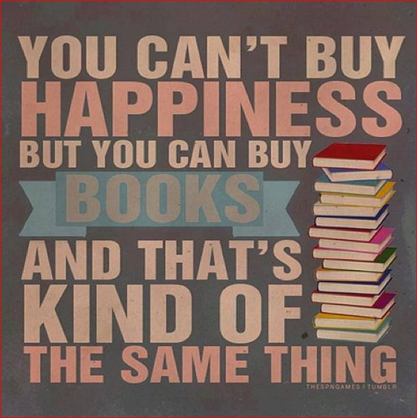 Books-Happiness