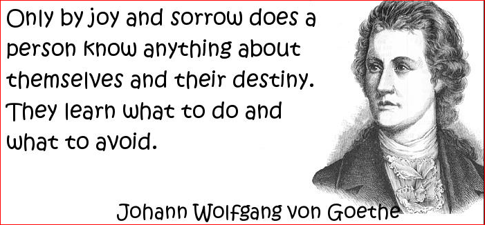 Joy-Sorrow-Goethe