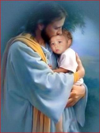 Savior w. Baby