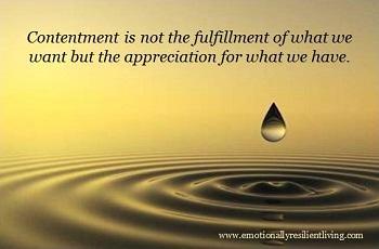 contentment-post